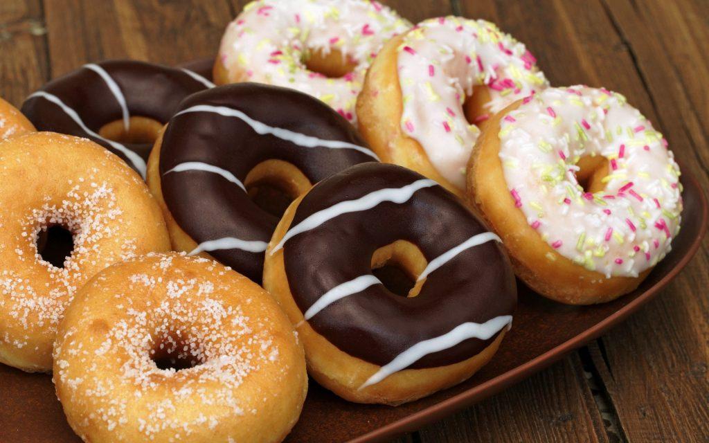 Самые лучшие пончики