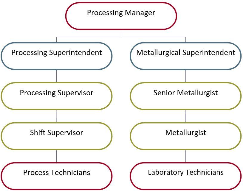 Metallurgy Processing Minedex